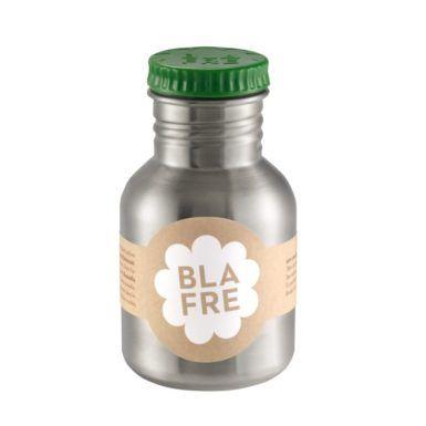Stålflaske | Rustfrit stål | Lækker at holde i hånden | BLAFRE |