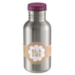Vandflaske 500 ml | Rustfrit stål | Uden phthalater & BPA |