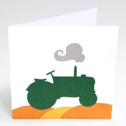 Kort Traktor (Stor)-0