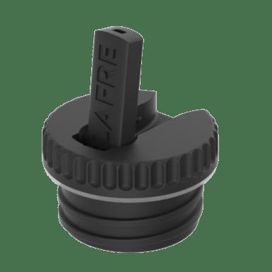 Vippetud til stålflaske i Sort-0