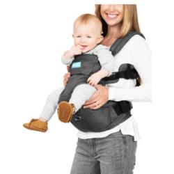 MOBY Hip Seat (4 bærepositioner) - Praktisk og Ergonomisk |