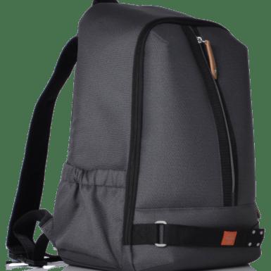 Pacapods Pusletaske - Picos Pack- Black Charcoal-0
