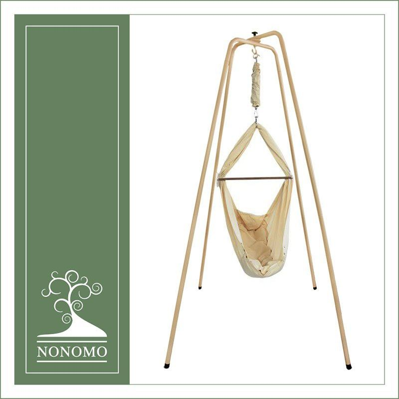 Basic Stativ til NONOMO Hængevugge - Sølv-2704