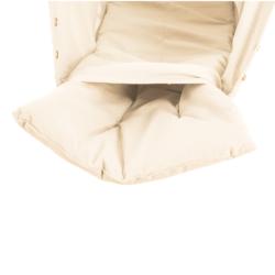 Fibermadras (ergonomisk) 100% økologisk bomuld |
