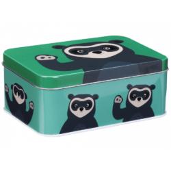 Tin boks | Godkendt til opbevaring af mad | BLAFRE |