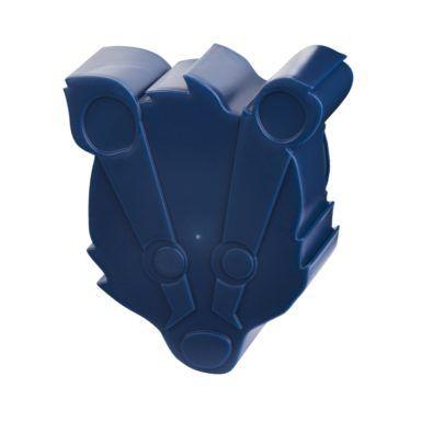 Blafre Mini Madkasse - Mørke blå Grævling-0
