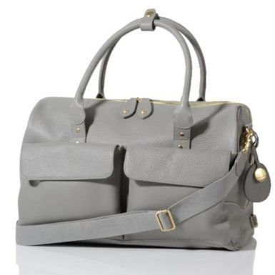 pacapod-pusletaske-loreto-putty-grey-grå-læder-diaperbag