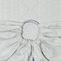 Fidella Ringslynge - Cubic Lines/Pale Grey-0
