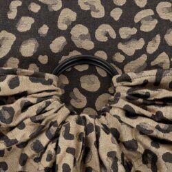 Fidella Ringslynge - Leopard/Gold-0