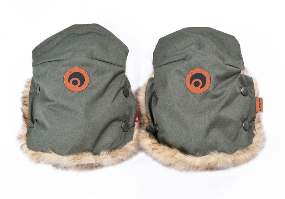 Easygrow Hand Muff - Green Forest-6890