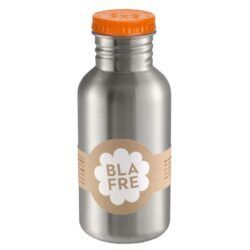 Blafre Stålflaske 500ml - Orange-0