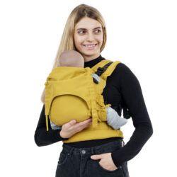 Fidella Fusion Chevron Mustard Baby
