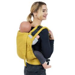 Fidella Fusion Bæresele Chevron Mustard Toddler