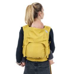 Fidella FlyClick Chevron Mustard Toddler